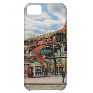 Train Station - Atlantic Ave Control House 1910 iPhone 5C Cases