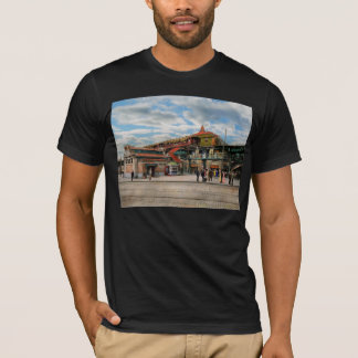 Train Station - Atlantic Ave Control House 1910 T-Shirt
