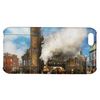 Train Station - Boston & Maine Railroad Depot 1910 Cover For iPhone 5C