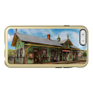 Train Station - Garrison train station 1880 Incipio Feather® Shine iPhone 6 Case