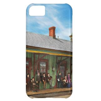 Train Station - Garrison train station 1880 iPhone 5C Case