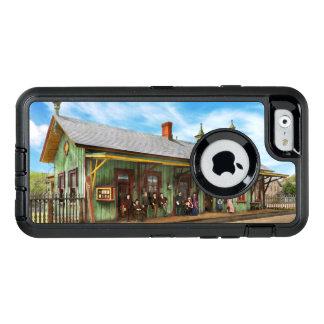 Train Station - Garrison train station 1880 OtterBox iPhone 6/6s Case