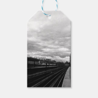 Train Station Gift Tags