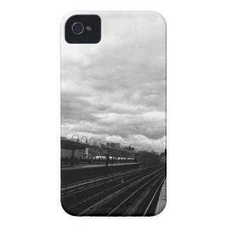 Train Station iPhone 4 Case-Mate Case