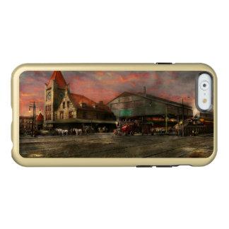 Train Station - NY Central Railroad depot 1905 Incipio Feather® Shine iPhone 6 Case