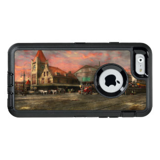 Train Station - NY Central Railroad depot 1905 OtterBox iPhone 6/6s Case