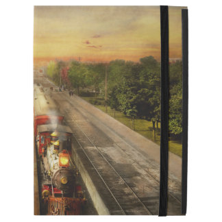 "Train Station - The romance of the rails 1908 iPad Pro 12.9"" Case"