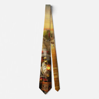 Train Station - The romance of the rails 1908 Tie