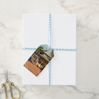 Train Station - There will always be hope Gift Tags