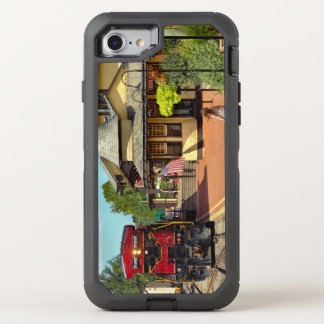Train Station - There will always be hope OtterBox Defender iPhone 8/7 Case