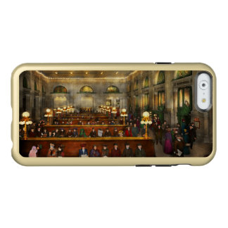 Train Station - Waiting in Grand Central 1904 Incipio Feather® Shine iPhone 6 Case
