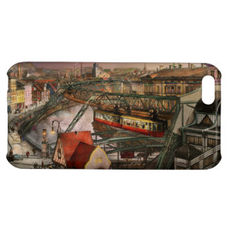 Train Station - Wuppertal Suspension Railway 1913 iPhone 5C Case