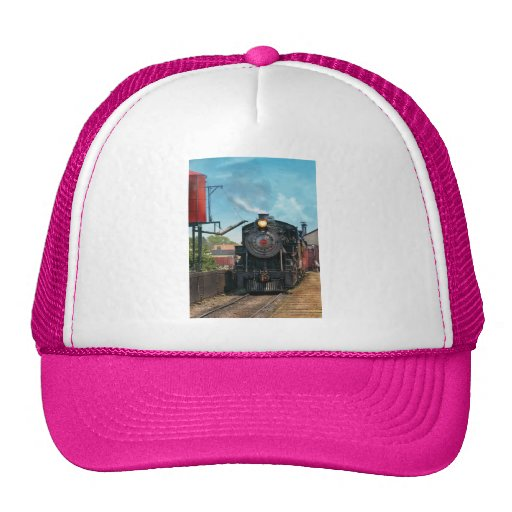 Train - Strasburg Number 9 Hat