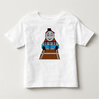 Train Tank Engine Cartoon  Choo Choo Tshirt