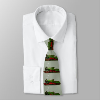 TRAIN themed gift for dad Tie