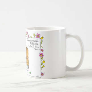 """Train Up A Child"" Coffee Mug"