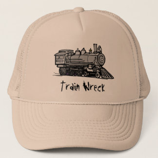 Train Wreck hat