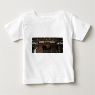 Train your mind to see the good in every situation baby T-Shirt