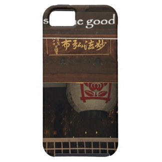 Train your mind to see the good in every situation iPhone 5 cover
