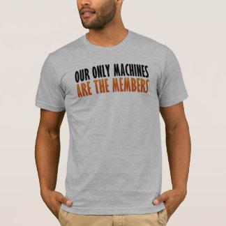 Trainer Shirt | Machines