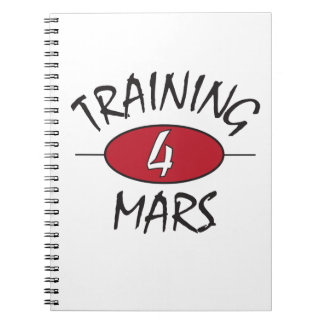 Training for Mars Notebook
