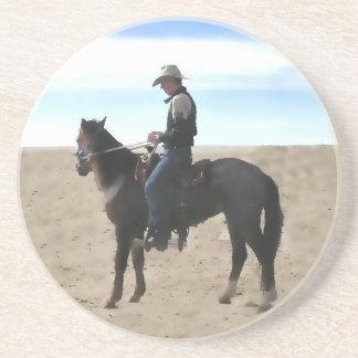 Training horses coaster