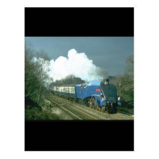 Trains de works_Steam de monsieur Nigel Gresley de Carte Postale