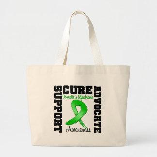 Traitement d'avocat de soutien de syndrome de la T Sacs