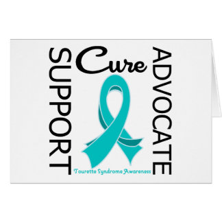 Traitement d'avocat de soutien de syndrome de Tour Carte De Vœux
