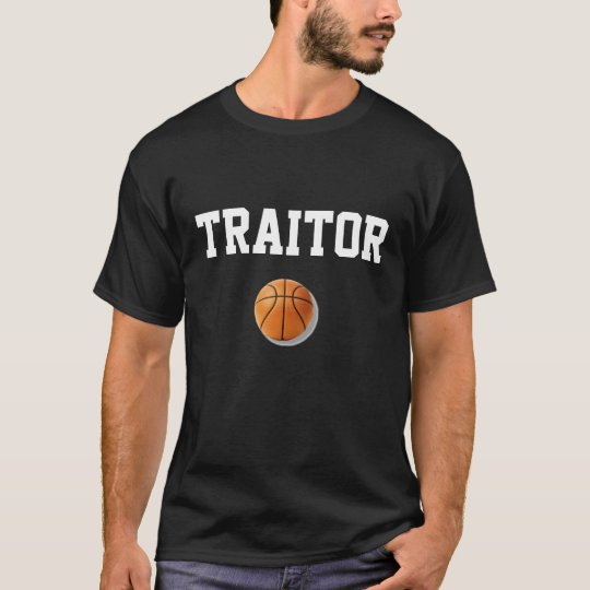 TRAITOR 2 sided T-Shirt
