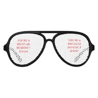 traitor aviator sunglasses