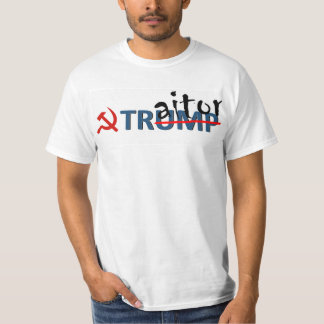 Traitor Trump T-Shirt