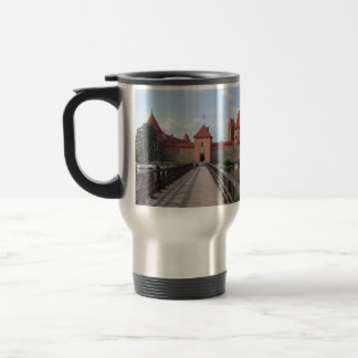 Trakai Island Castle - Lithuania --- Travel Mug