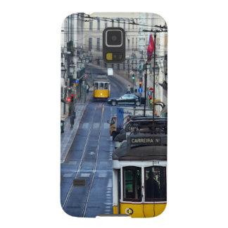 Tram 28, Lisbon, Portugal Galaxy S5 Case