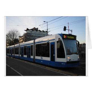Tram Amsterdam Card