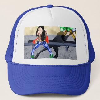Tram Hub Color Trucker Hat