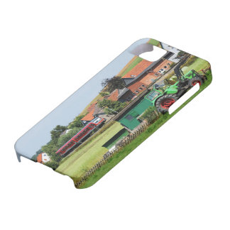 Tramcar in death living iPhone 5 cases