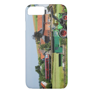 Tramcar in death living iPhone 8/7 case