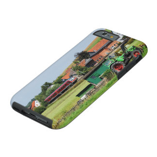 Tramcar in death living tough iPhone 6 case