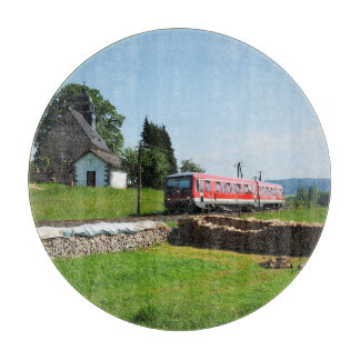 Tramcar in Simtshausen Cutting Board
