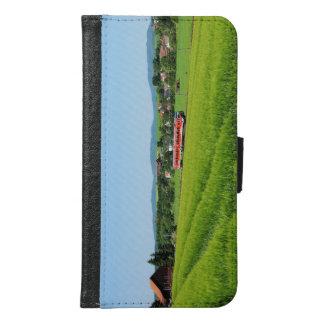 Tramcar in Simtshausen Samsung Galaxy S6 Wallet Case