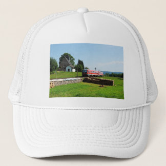 Tramcar in Simtshausen Trucker Hat