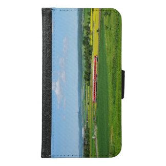 Tramcar with Birkenbringhausen Samsung Galaxy S6 Wallet Case