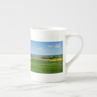 Tramcar with Birkenbringhausen Tea Cup