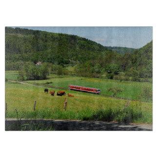 Tramcar with Ederbringhausen Cutting Board