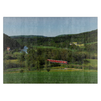 Tramcar with Ederbringhausen Cutting Board