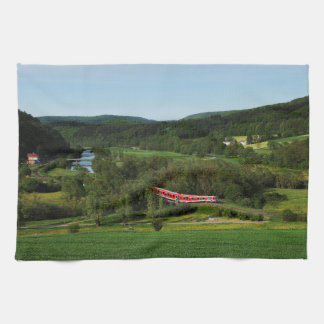 Tramcar with Ederbringhausen Kitchen Towel