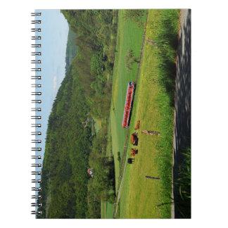 Tramcar with Ederbringhausen Notebooks