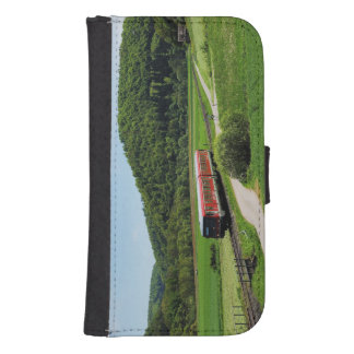 Tramcar with Ederbringhausen Samsung S4 Wallet Case