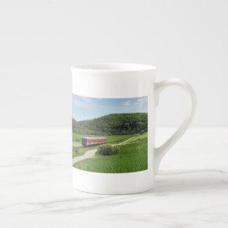 Tramcar with Ederbringhausen Tea Cup